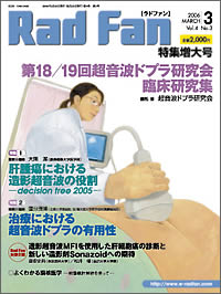RadFan 2006年3月特集増大号