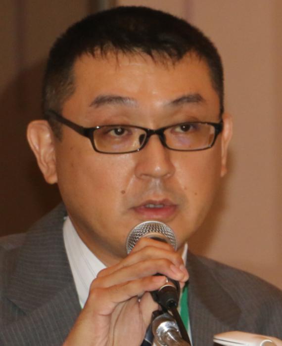 和田幸司氏 NTT東日本伊豆病院