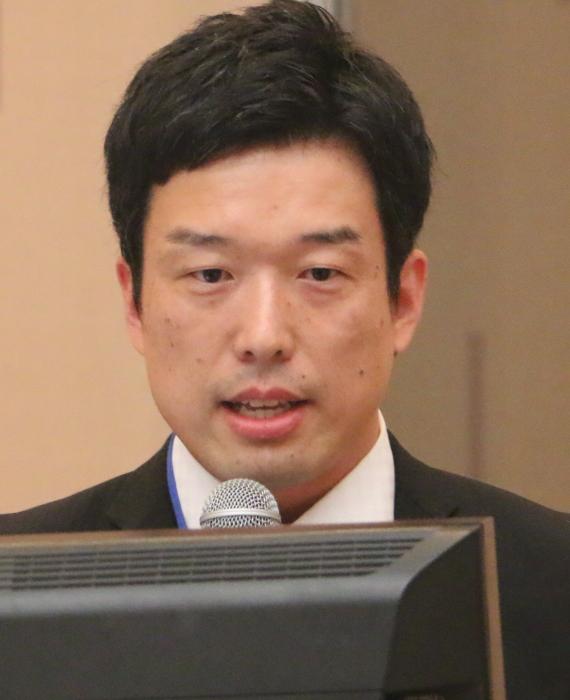 奥田晃英氏 中井記念病院